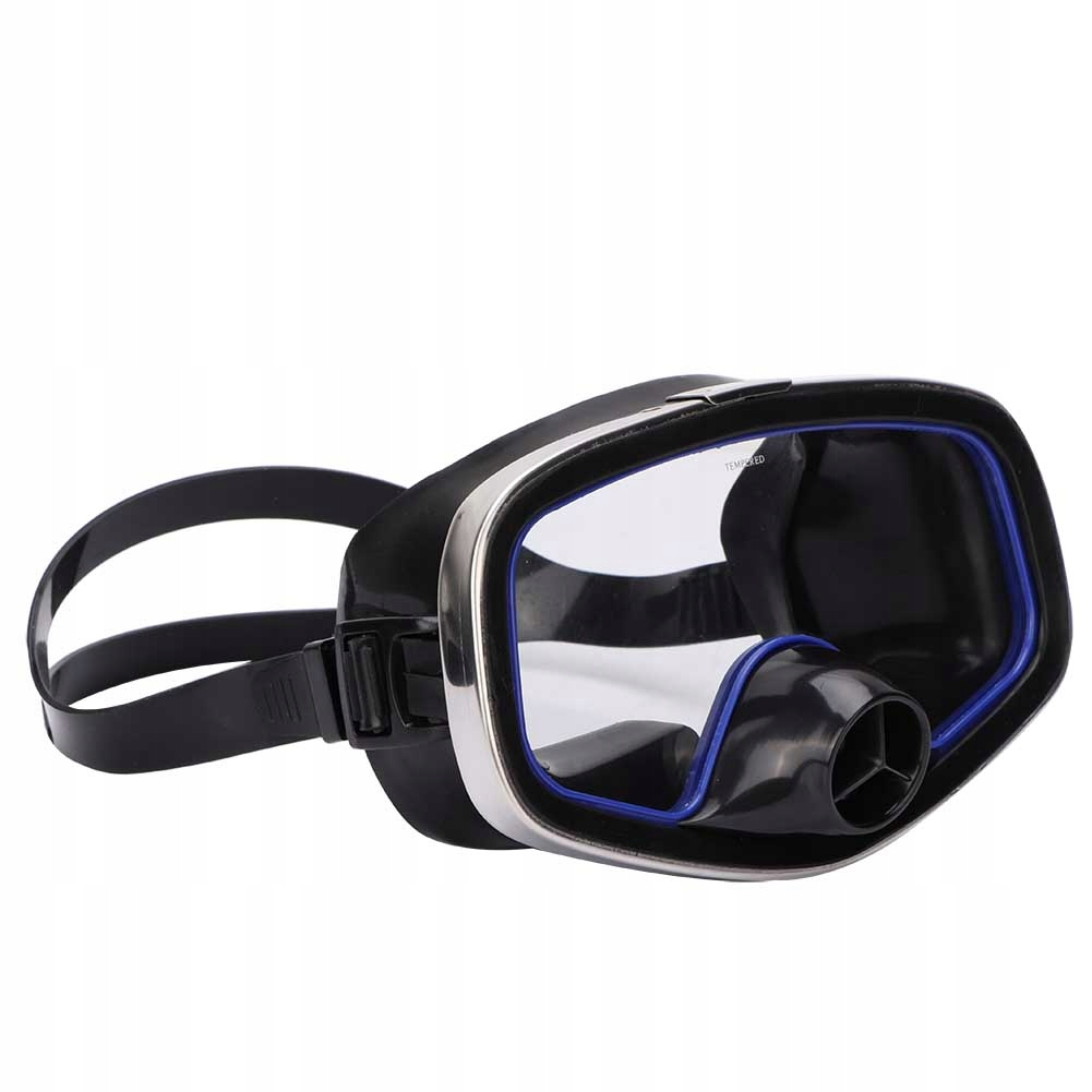 19cm Okulary do nurkowania Maska do nurkowania