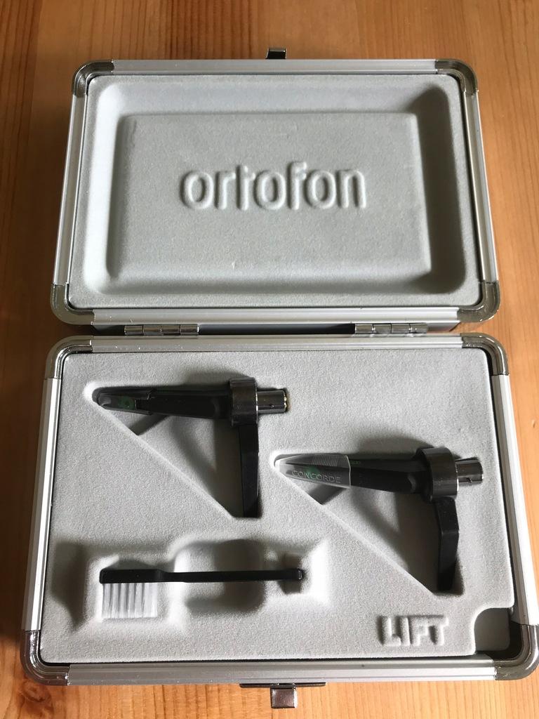ORTOFON CONCORDE MIX TWIN