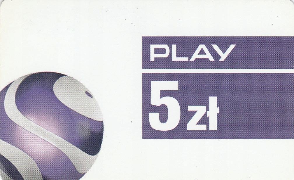 Play 5zł (2017/12/31)