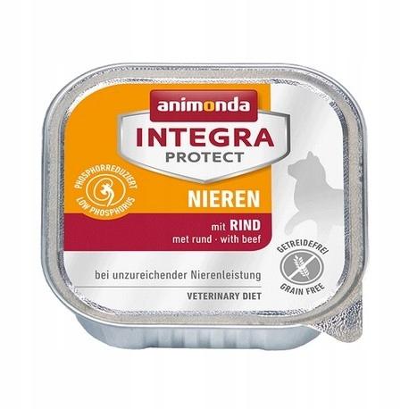 Animonda Integra Nieren kota - z wołowiną 100 g