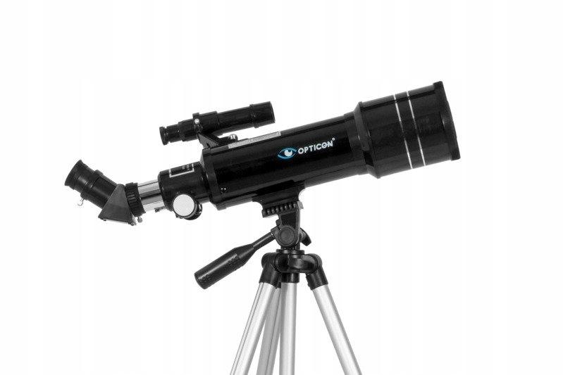 Teleskop OPTICON - Aurora 70F400 + akcesoria
