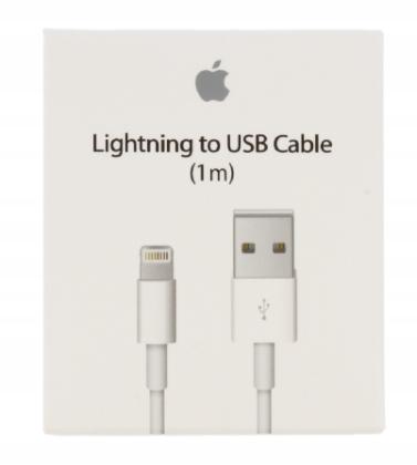 100% Oryginalny kabel USB iPhone 5 6 7 8 Ładowarka Warszawa