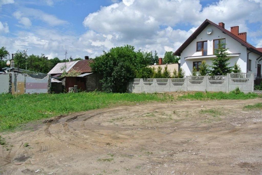 Działka, Kielce, 643 m²