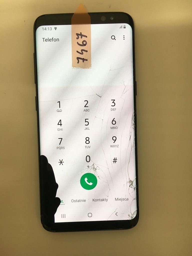 Wyswietlacz ekran LCD Samsung S8 G950F 7467