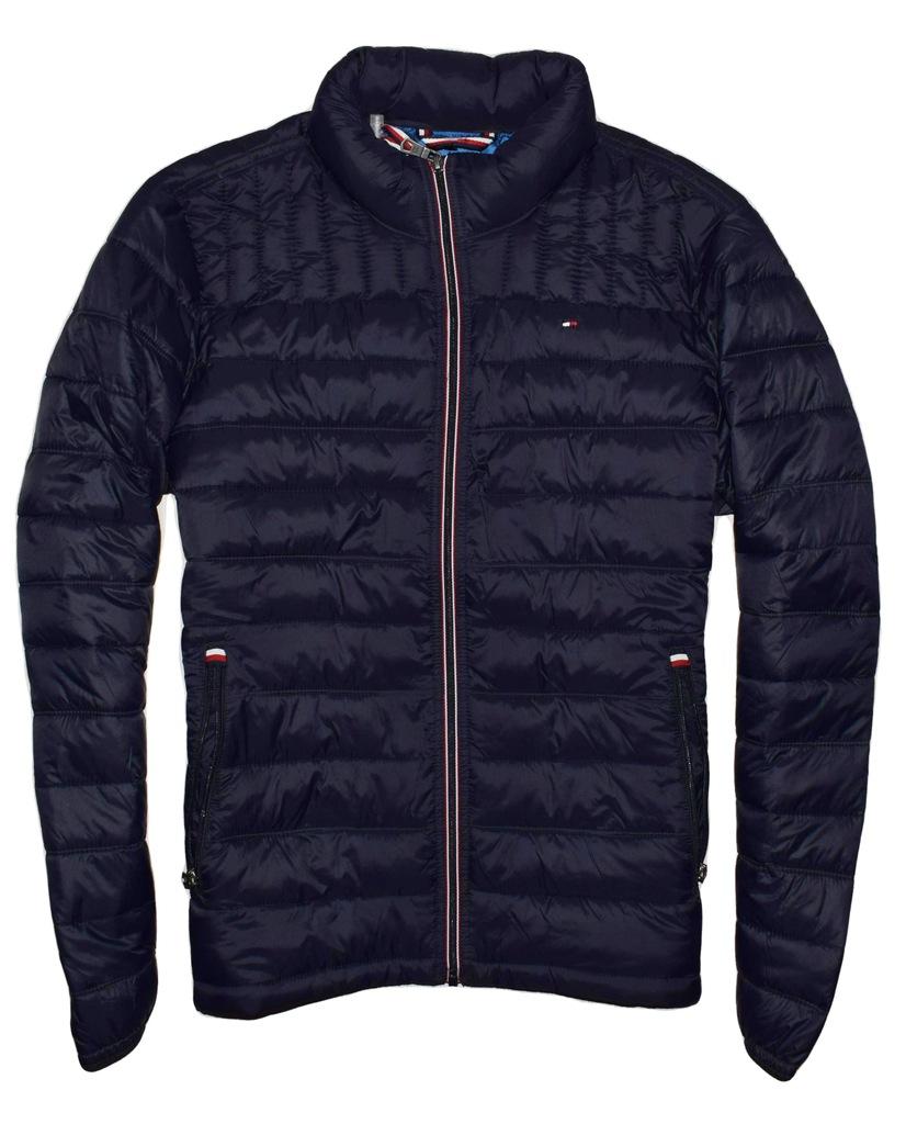 Tommy Hilfiger NOWA kurtka pikowana z USA