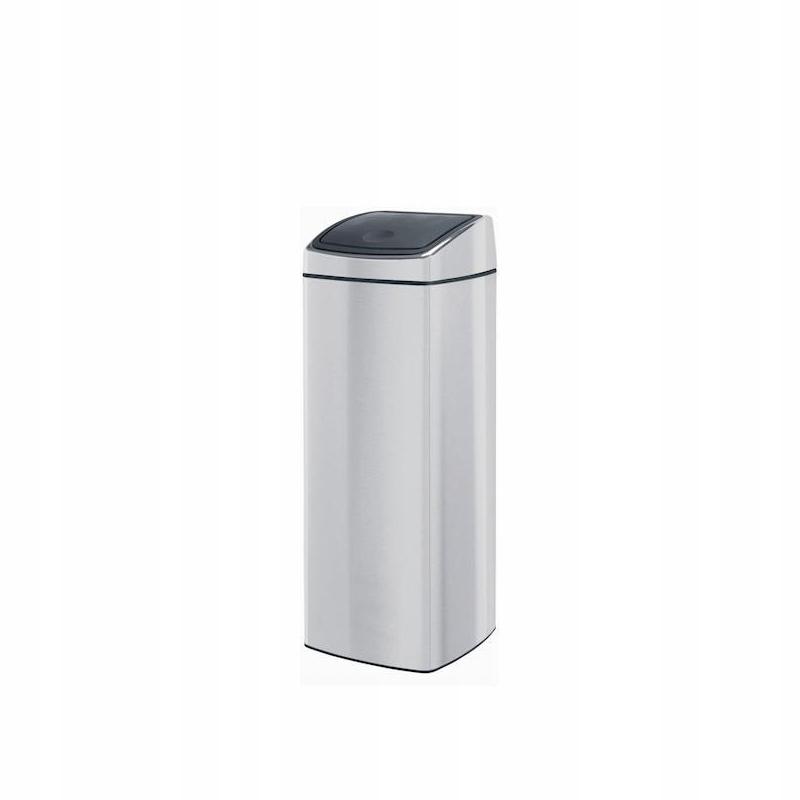 Kosz 25l Brabantia Touch Bin srebrny