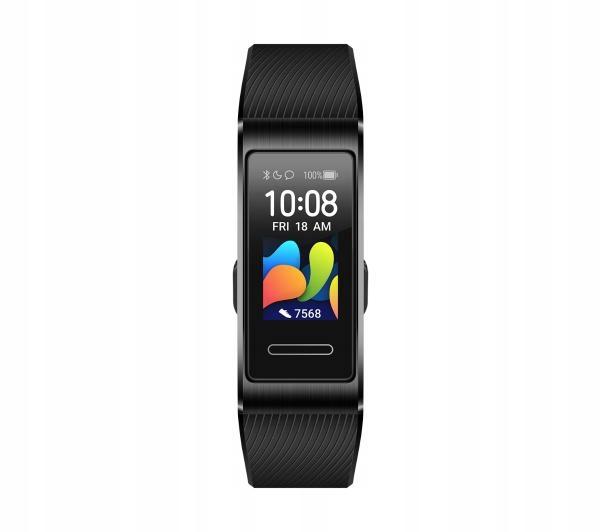 Opaska sportowa smartband Huawei Band 4 Pro BT GPS
