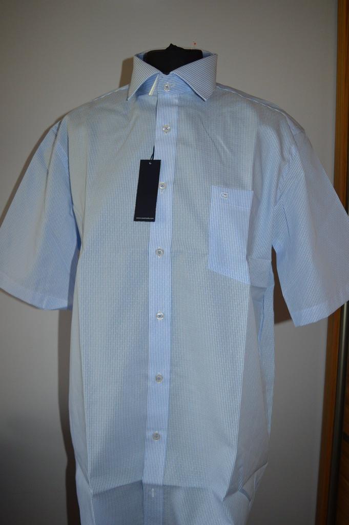 CASA MODA Koszula męska krótki rękaw r48 872690600  udUDr