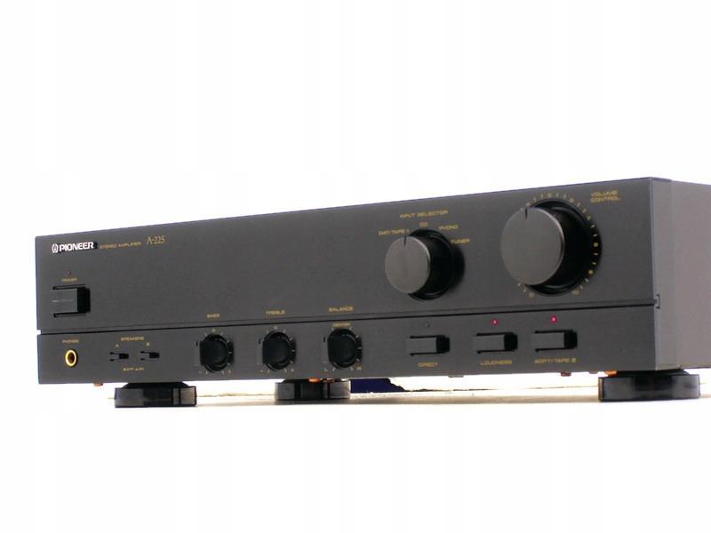 PIONEER A-225 wzmacniacz stereo 330W