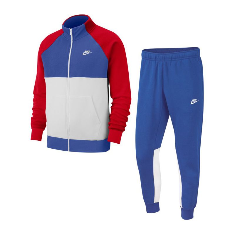 Dres Nike NSW Fleece M BV3017-430 S