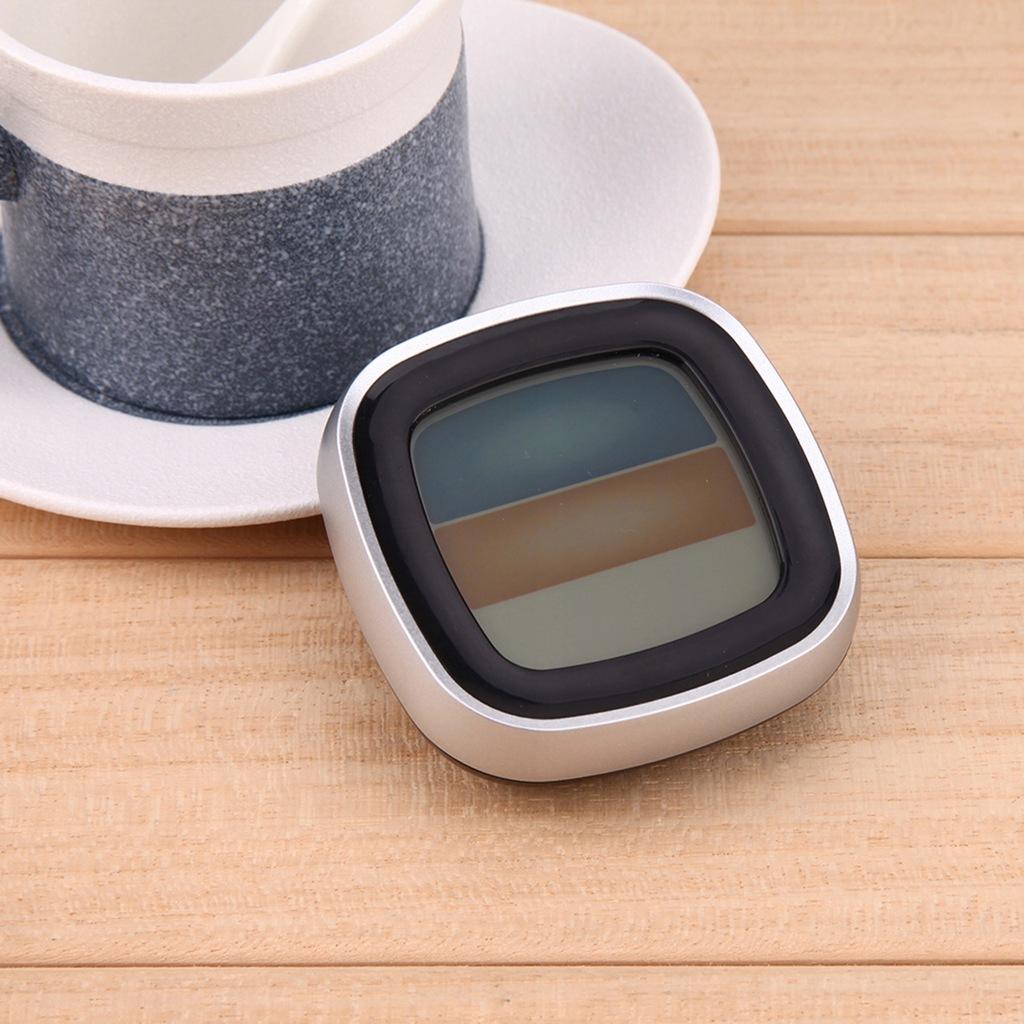 Kolorowy ekran Cyfrowy termometr żywności Grill Pi