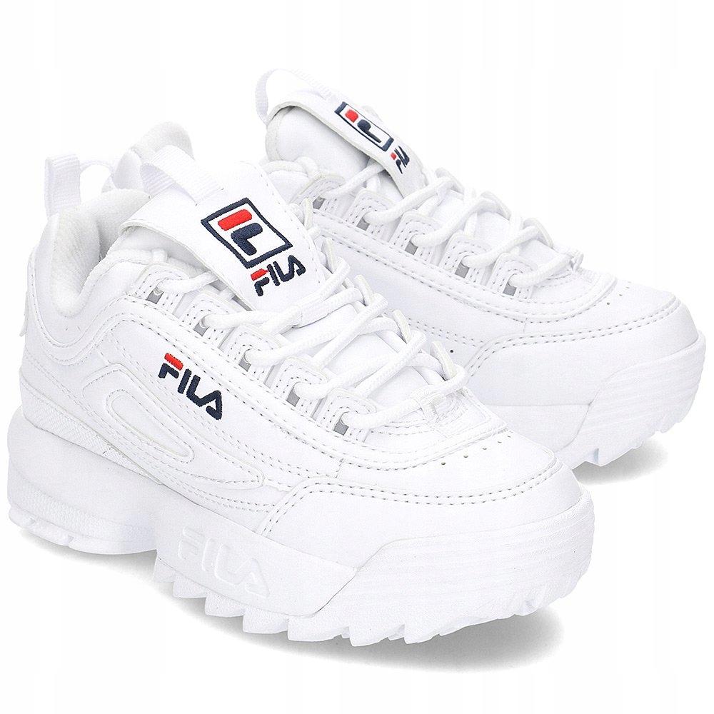 Buty Fila Disruptor 2 (białe)