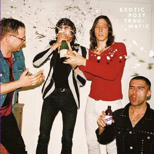 CD Ivan & The Parazol - Exotic Post.. -Digi- F