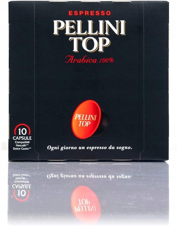 Pellini Top Arabica Espresso Dolce Gusto 10 kaps
