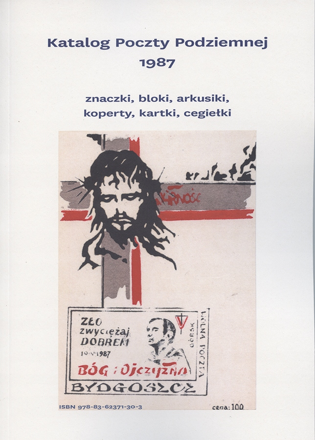 Katalog poczty podziemnej 1987