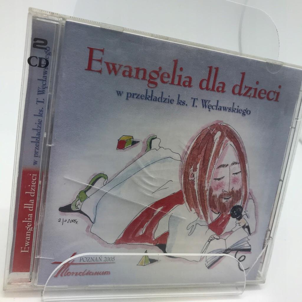 Ewangelia dla dzieci w przekładzie... CD #11028