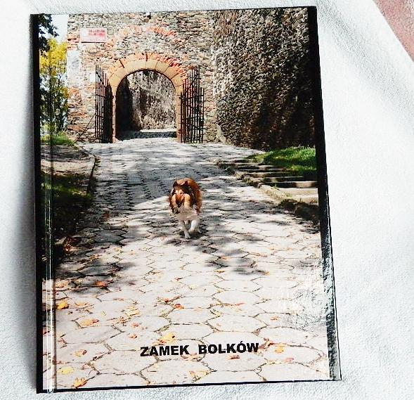 Zamek Bolków - wydanie autorskie - POLECAM!!!!