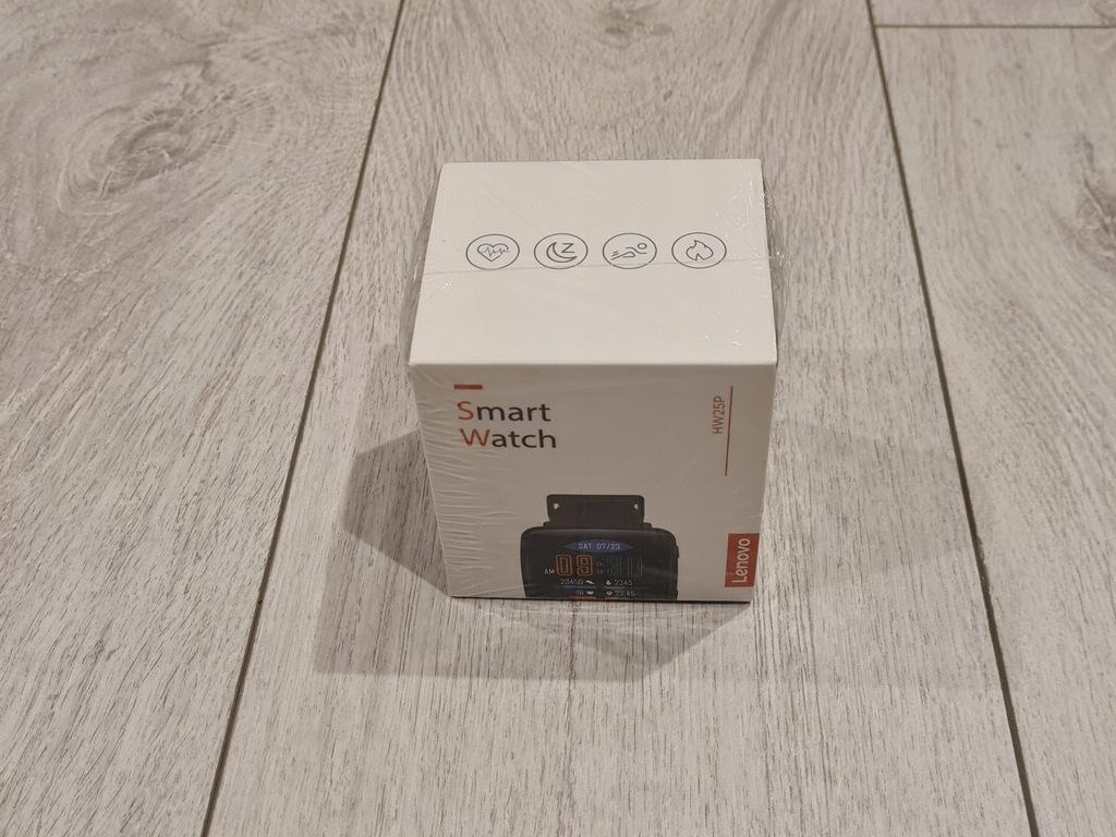 Nowy Smartwatche Lenovo Carme czarny