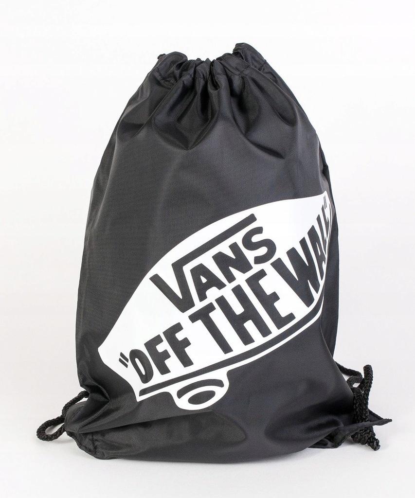 Worek Vans BENCHED BAG Onyx VN000SUF158