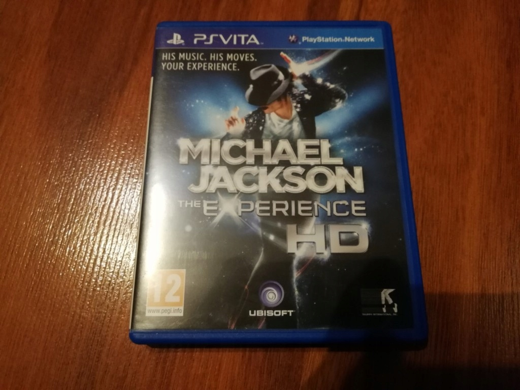 Michael Jackson Unikat Vita