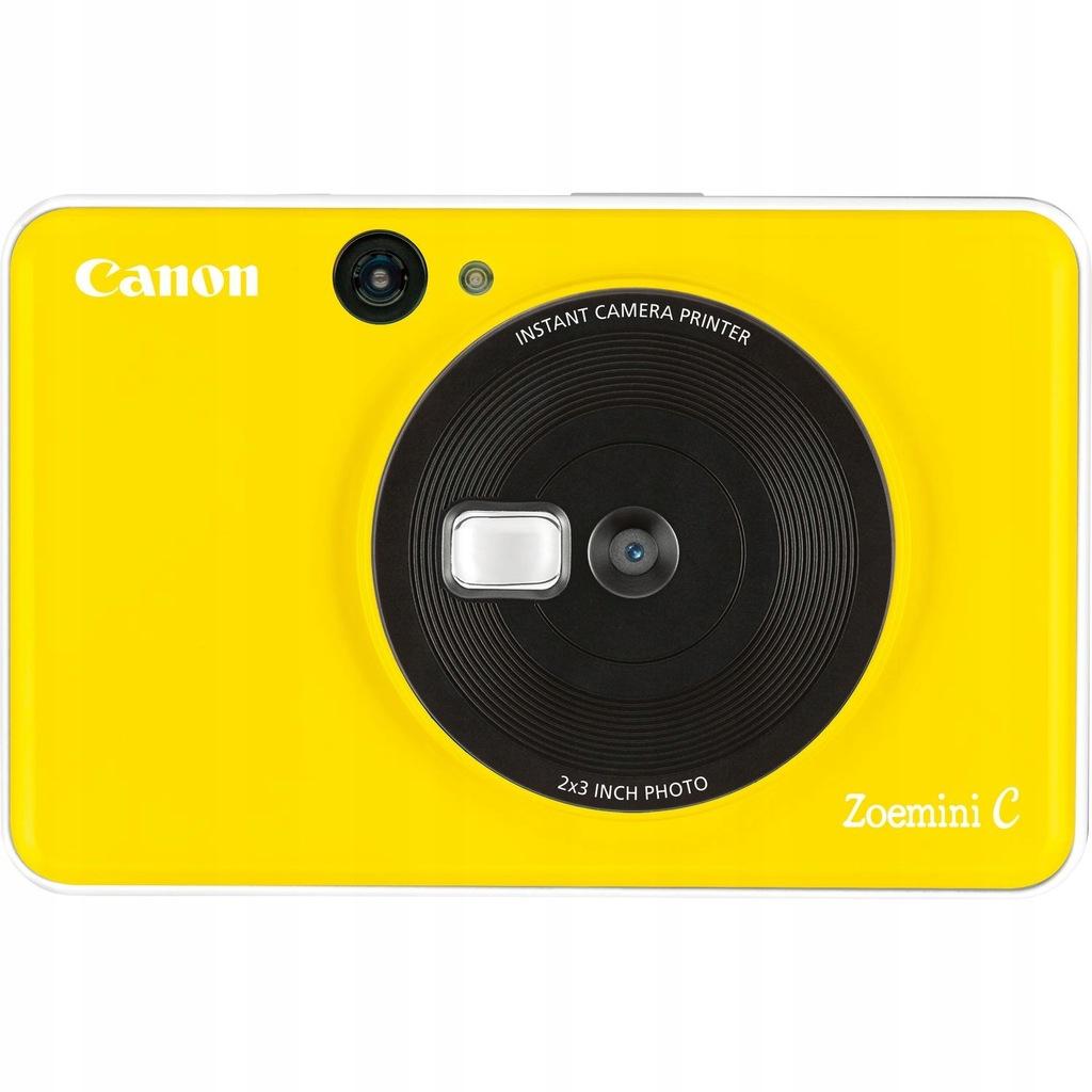 Aparat natychmiastowy Canon Zoemini C FV23%