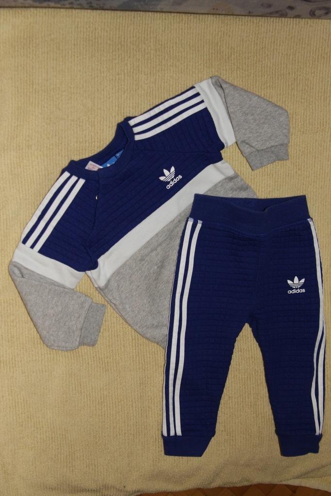 Adidas dres dziecięcy r. 80