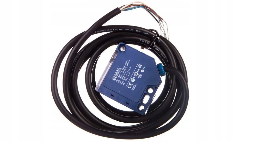 Czujnik fotoelektryczny Sn=0-30m 24-240V AC/DC NO