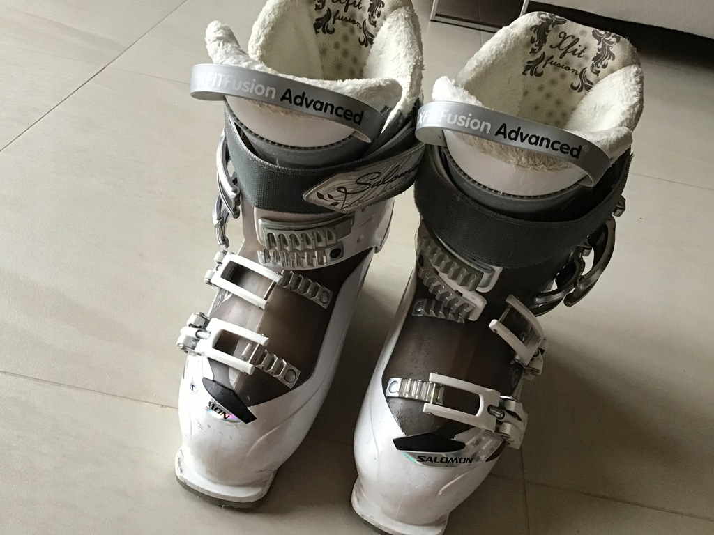 Buty narciarskie Salomon DIVINE 6