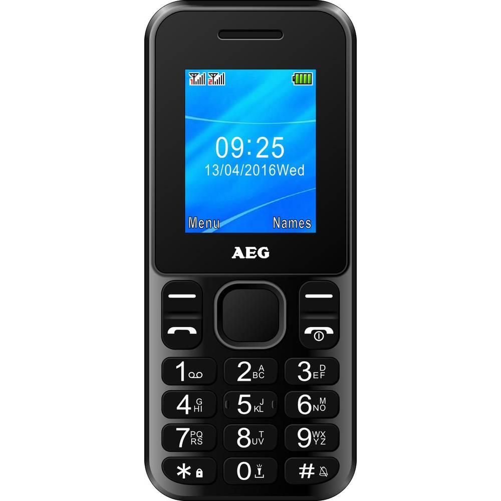 TELEFON KOMÓRKOWY AEG M1220 CZARNY