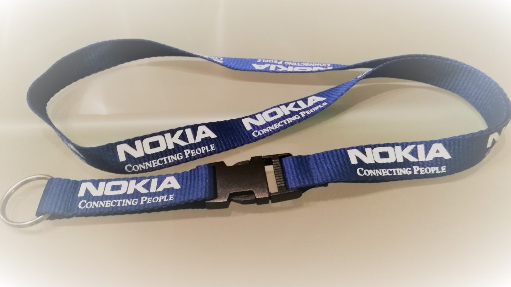 Smycz Nokia Connecting People, Kraków