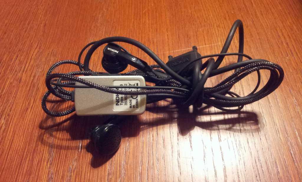 Słuchawki Nokia HS-23 - sprawne