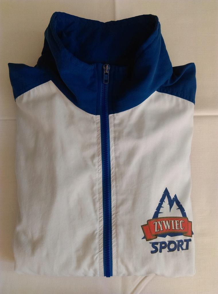 ŻYWIEC Sport Dres Bluza Spodnie Dresy BCM !!!