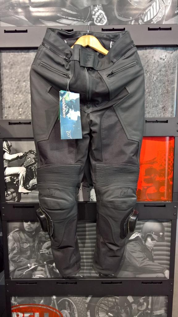 Spodnie skórzano-tekstylne Rebelhorn Hybrid roz.XS