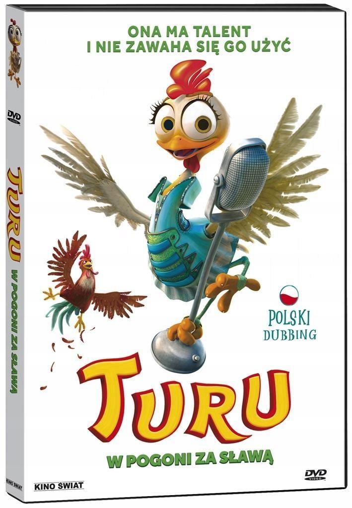 TURU. W POGONI ZA SŁAWĄ DVD