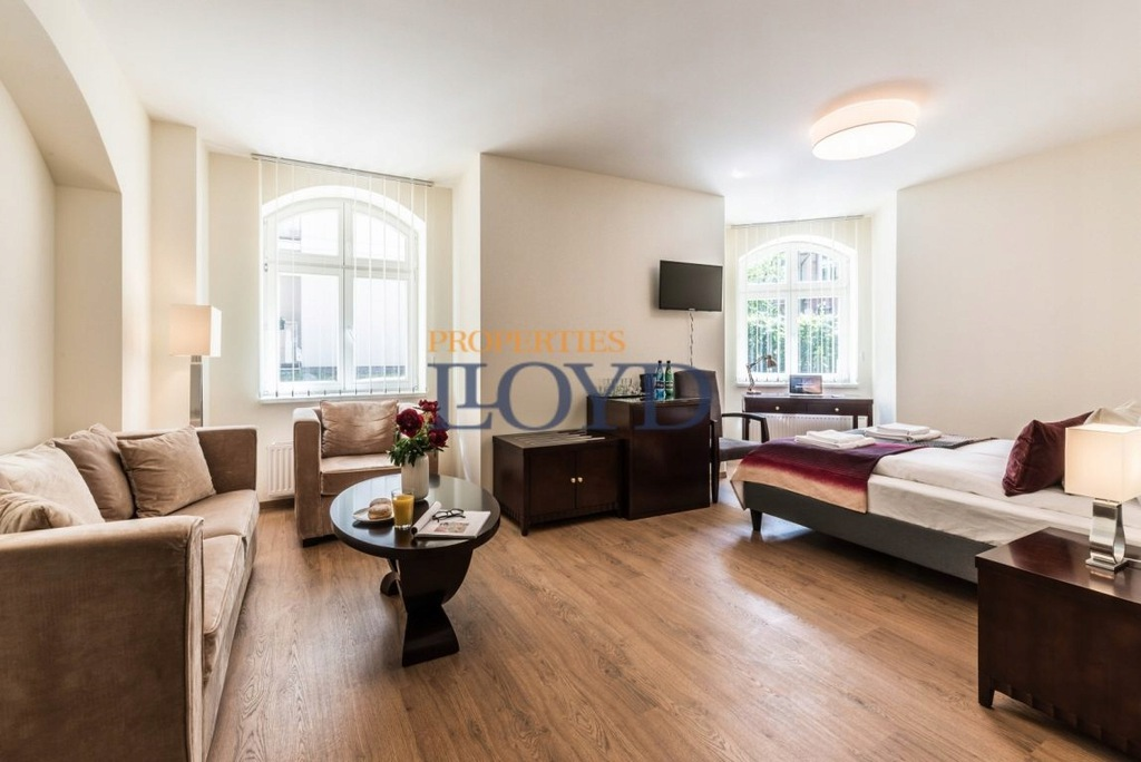 Mieszkanie, Poznań, Stare Miasto, 31 m²