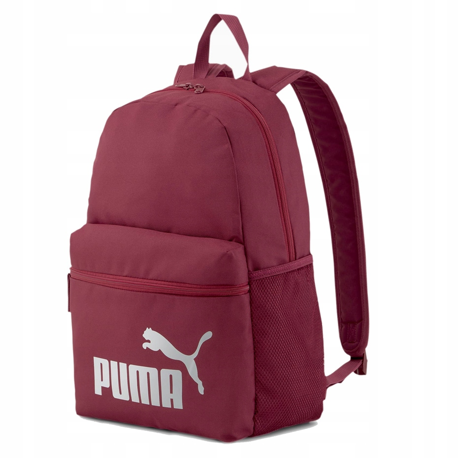Plecak Puma Phase Backpack bordowy 075487 48