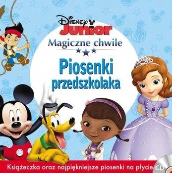 DISNEY MAGICZNE CHWILE Piosenki Przedszkolaków CD