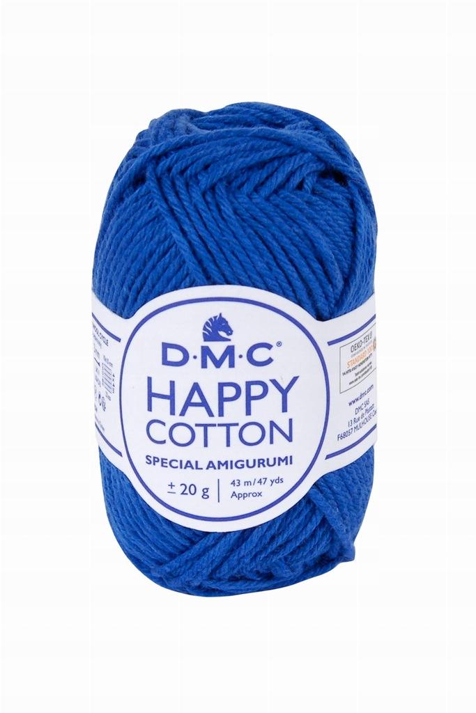 Włóczka DMC Happy Cotton 798 / kobalt