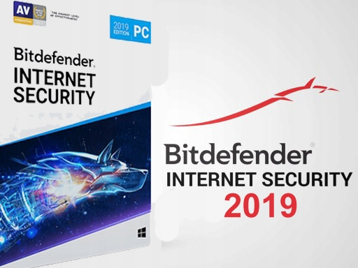 Bitdefender Internet Security 2019 10PC/1Y ESD