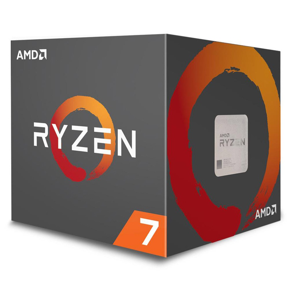 OUTLET Procesor AMD Ryzen 7 2700 3,2GHz AM4 BOX