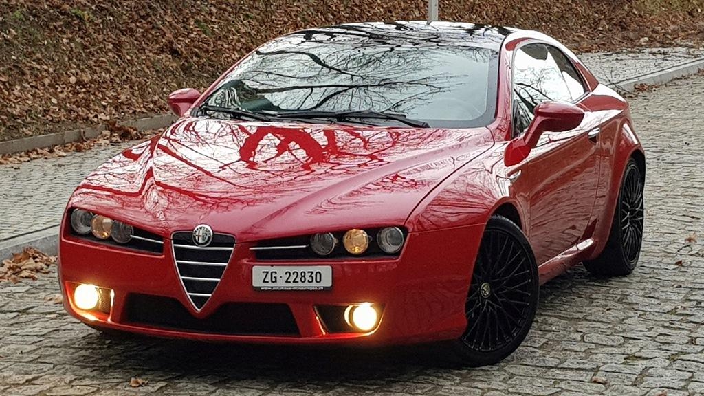 Alfa Brera 2 2 Jts 185km Alu 18 Ze Szwajcarii 8941267628 Oficjalne Archiwum Allegro
