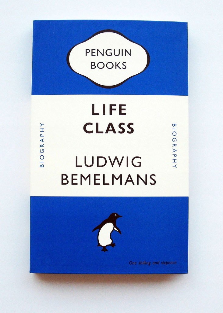 Life Class Ludwig Bemelmans Penguin Notebook