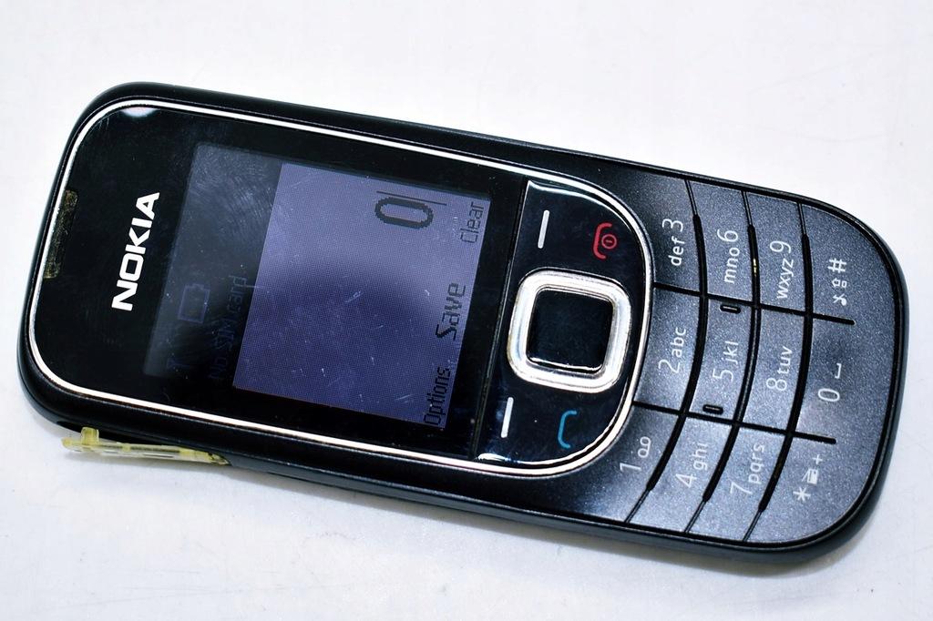 5953-75 ...NOKIA 2323C-2... a#g TELEFON KOMORKOWY