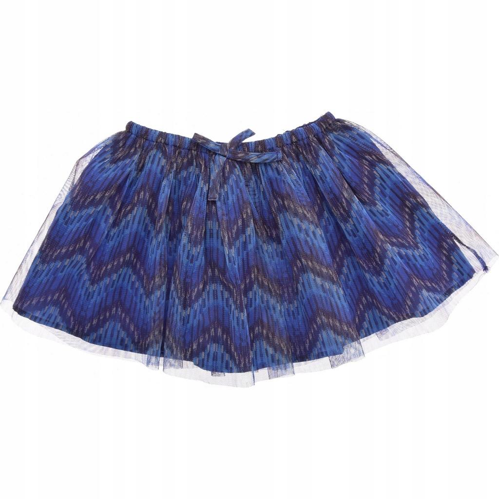 H&M spódniczka dziewczęca TIULOWA super 92