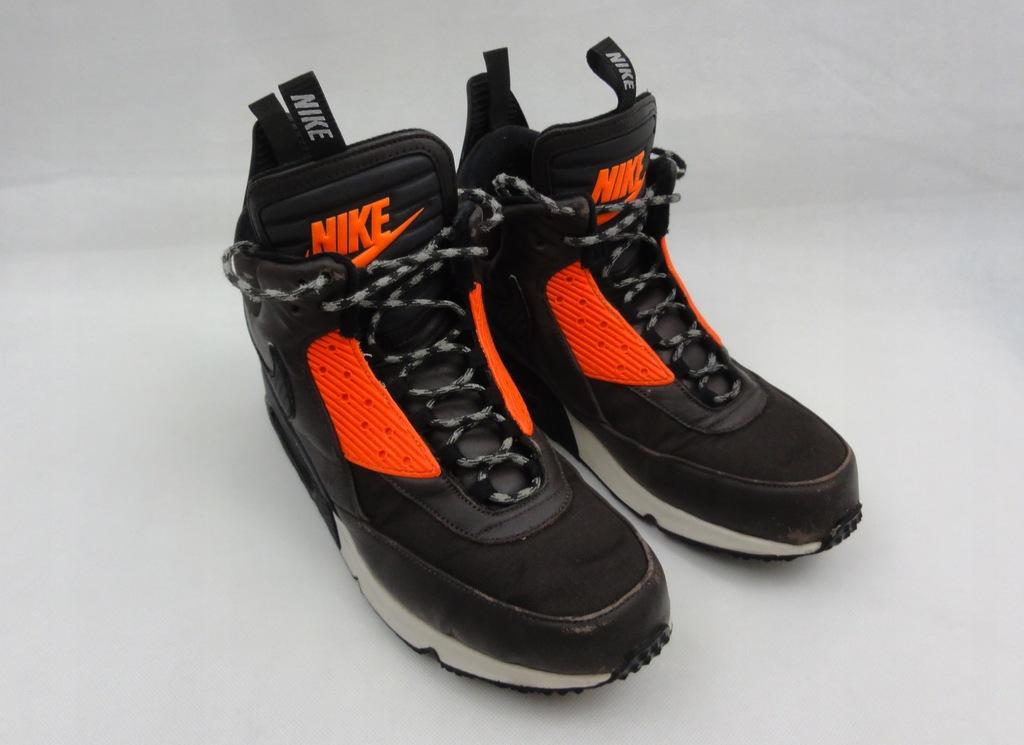 Nike Air Max 90 Sneakerboot Winter noir