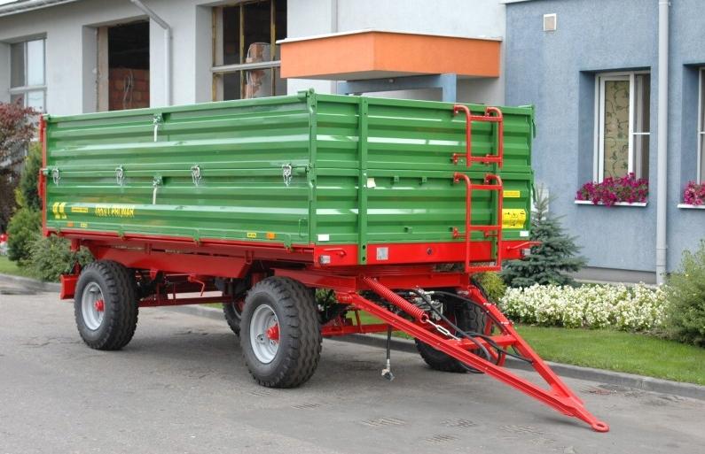 Przyczepa rolnicza PRONAR T 653/1 PROMOCJA