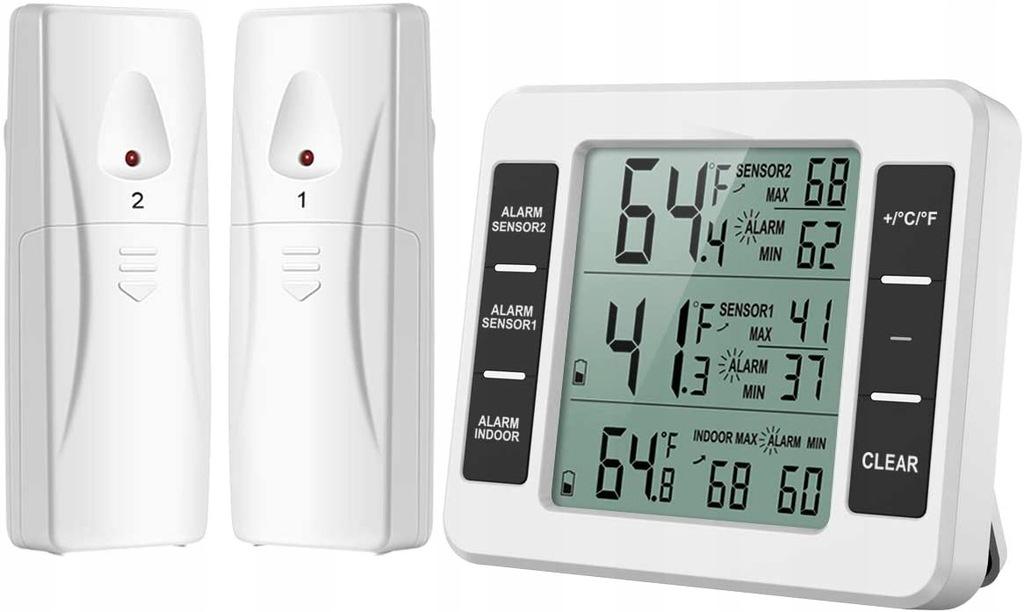 ORIA termometr higrometr zewnętrzny