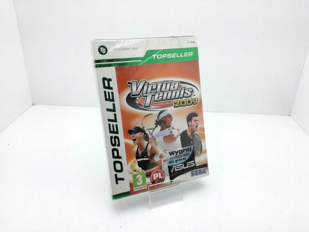 Gra PC Virtual Tennis 2009