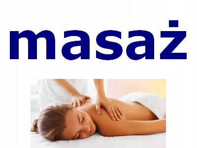 masaz . org - gabinet masażu, salon odnowy, spa