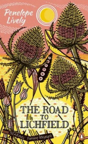 The Road to Lichfield - Penelope Lively